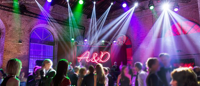 illuminazione festa discoteca dancefloor dj