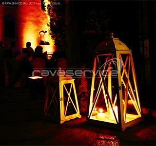 castello duino trieste eventi luci ricevimento