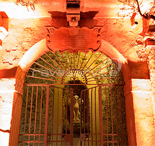 castello catajo padova luci eventi
