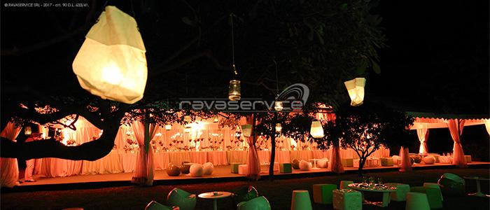 l'esedra santo stefano genova event gala dinner lights