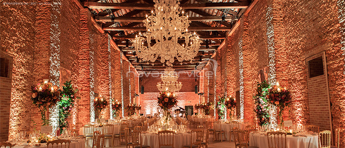 granai cipriani venice lighting events wedding
