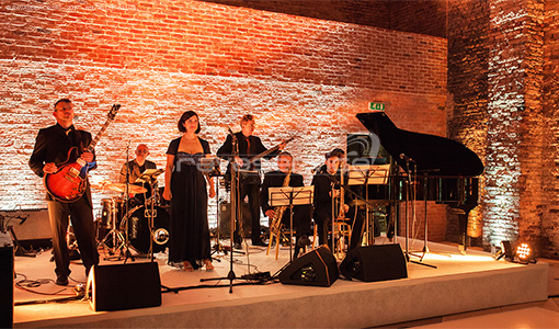 granai cipriani venice backline audio service music live band