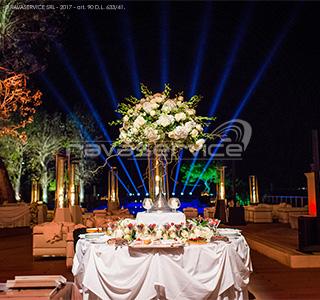 hotel excelsior lido venezia eventi illuminazione
