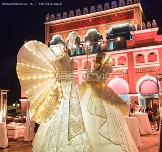 hotel excelsior lido venezia allestimento evento