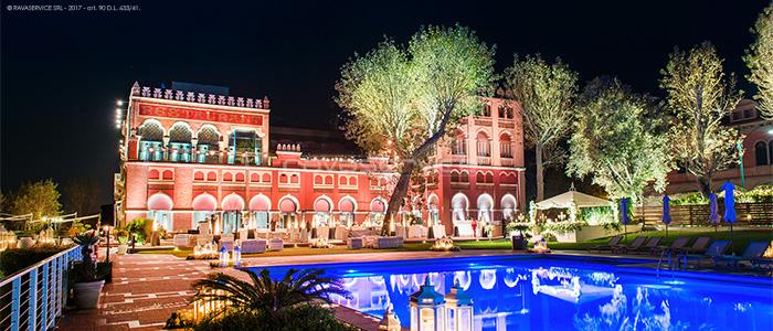 hotel excelsior lido venezia party illuminaizone luci