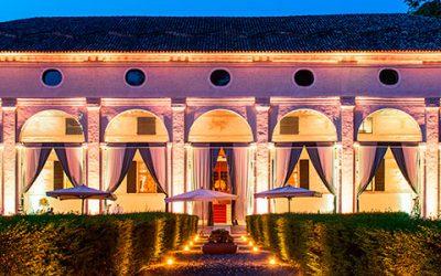 Villa Foscarini Rossi scenografia di un matrimonio spettacolare!