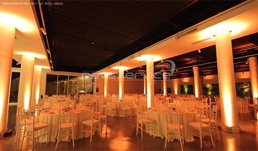 orto botanico padova cena gala luci