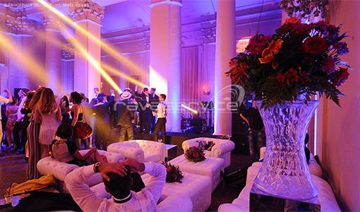 palazzo albergati zola bologna lights dancefloor dj service