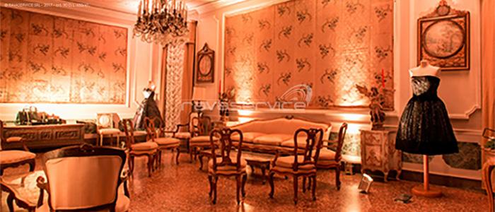 palazzo nani bernardo venice lights event