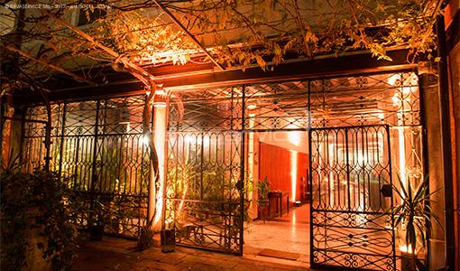 palazzo nani bernardo venezia luci giardino evento ricevimento