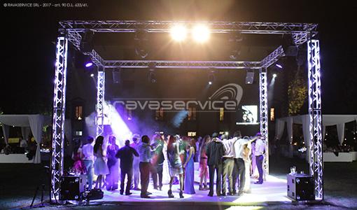 tenuta i collazzi firenze lighting event party dj