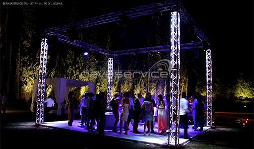 tenuta i collazzi firenze lights event party dacenfloor