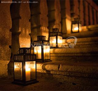 villa vescovi torreglia luci evento matrimonio