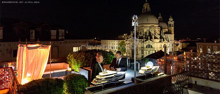 hotel gritti palace evento aziendale service AVL