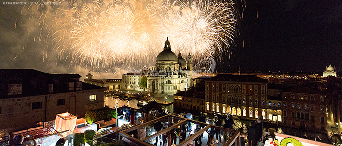 hotel gritti palace venice redentore events lighting