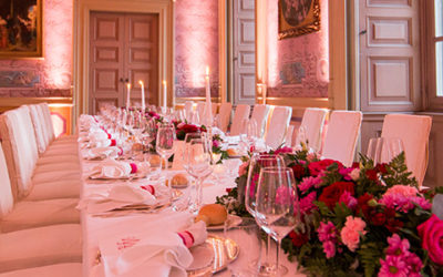 Villa Caroli Zanchi hosts a refined wedding party
