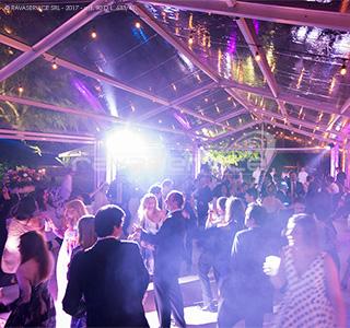 palazzo popoli bentivoglio bologna luci discoteca