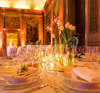 palazzo roverella rovigo event set-ups