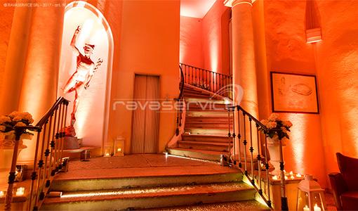 palazzo roverella rovigo event lights
