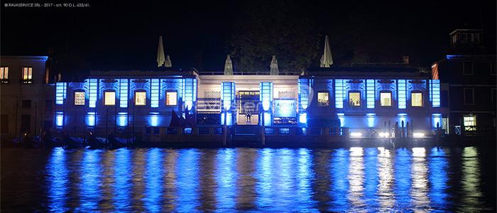 peggy guggenheim venezia illuminazione