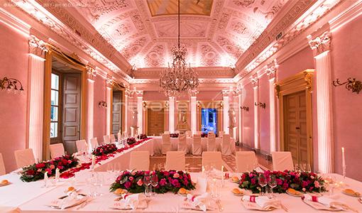 villa caroli zanchi luci matrimonio evento