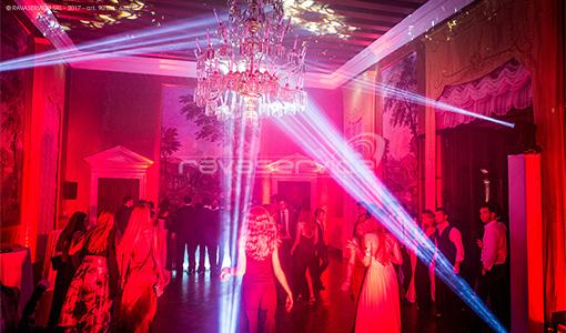 villa trissino marzotto vicenza dj party dancefloor service