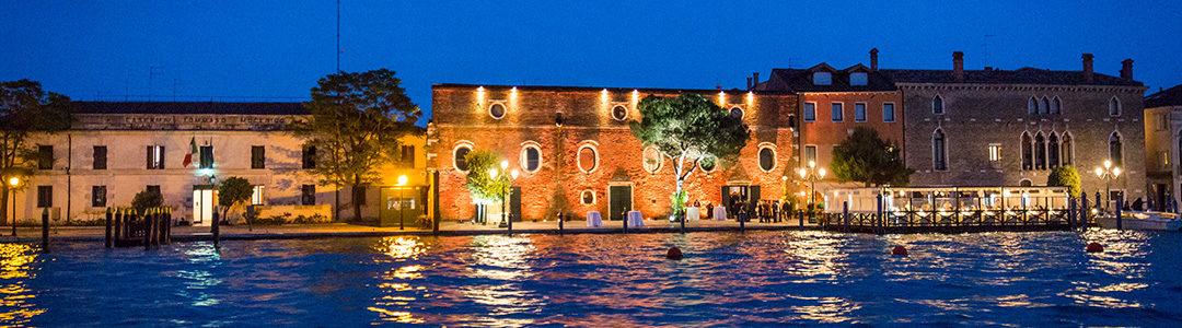 Cena di gala ai Granai del Cipriani – La Biennale di Venezia 2017