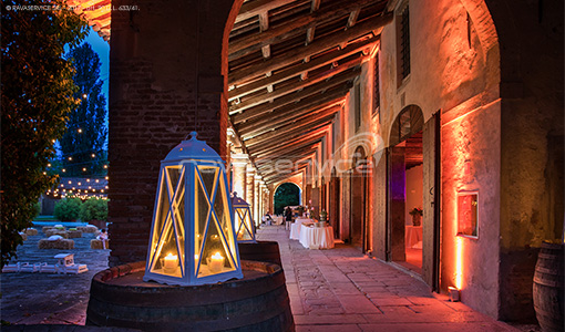 villa frassanelle padova wedding events lights