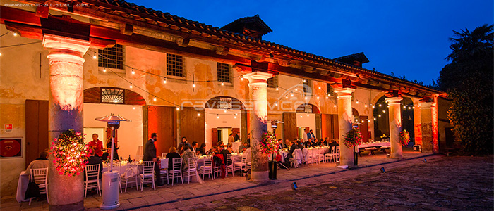 villa frassanelle lights wedding event string light