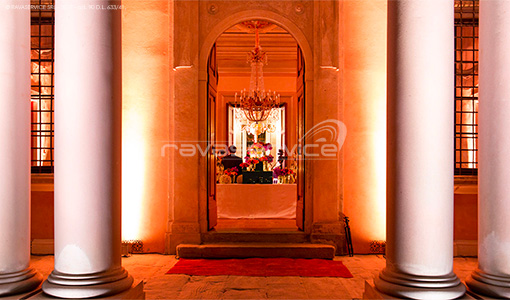 Maiano's Villa, Light Design, lights, lighting, event, wedding