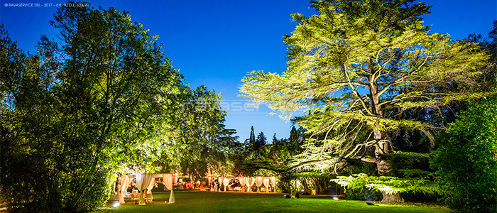 Garda Island Brescia Lake Garda Wedding Lighting Light Design