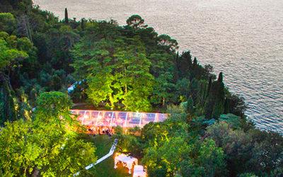 Wedding Party a Isola del Garda