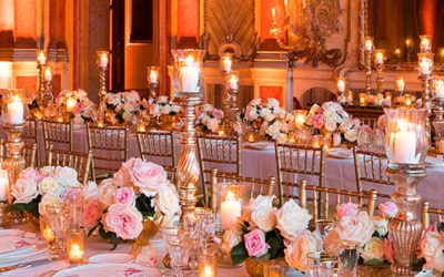 Exclusive wedding party at Palazzo Pisani Moretta