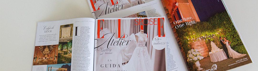 Speciale Elle Spose: Ravaservice tra le eccellenze del wedding