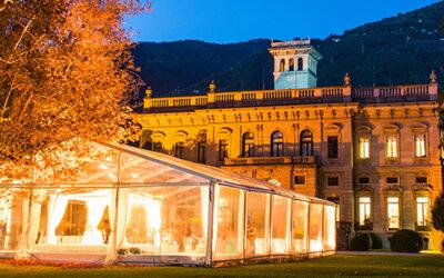 Lago Maggiore, Ravaservice per il party dell'influencer Laura Comolli
